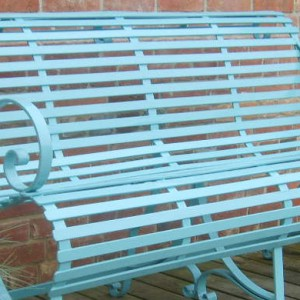 handmade memorial benches and garden benches